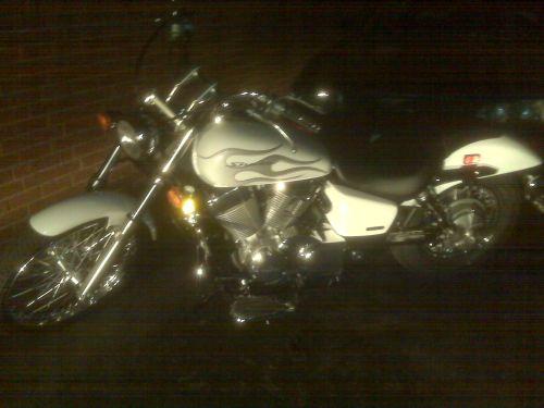 Sally's Honda Shadow
