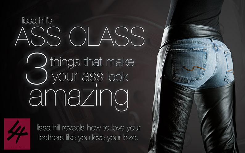 lissa hill's ass class