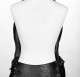 Leather Vest Bag - back