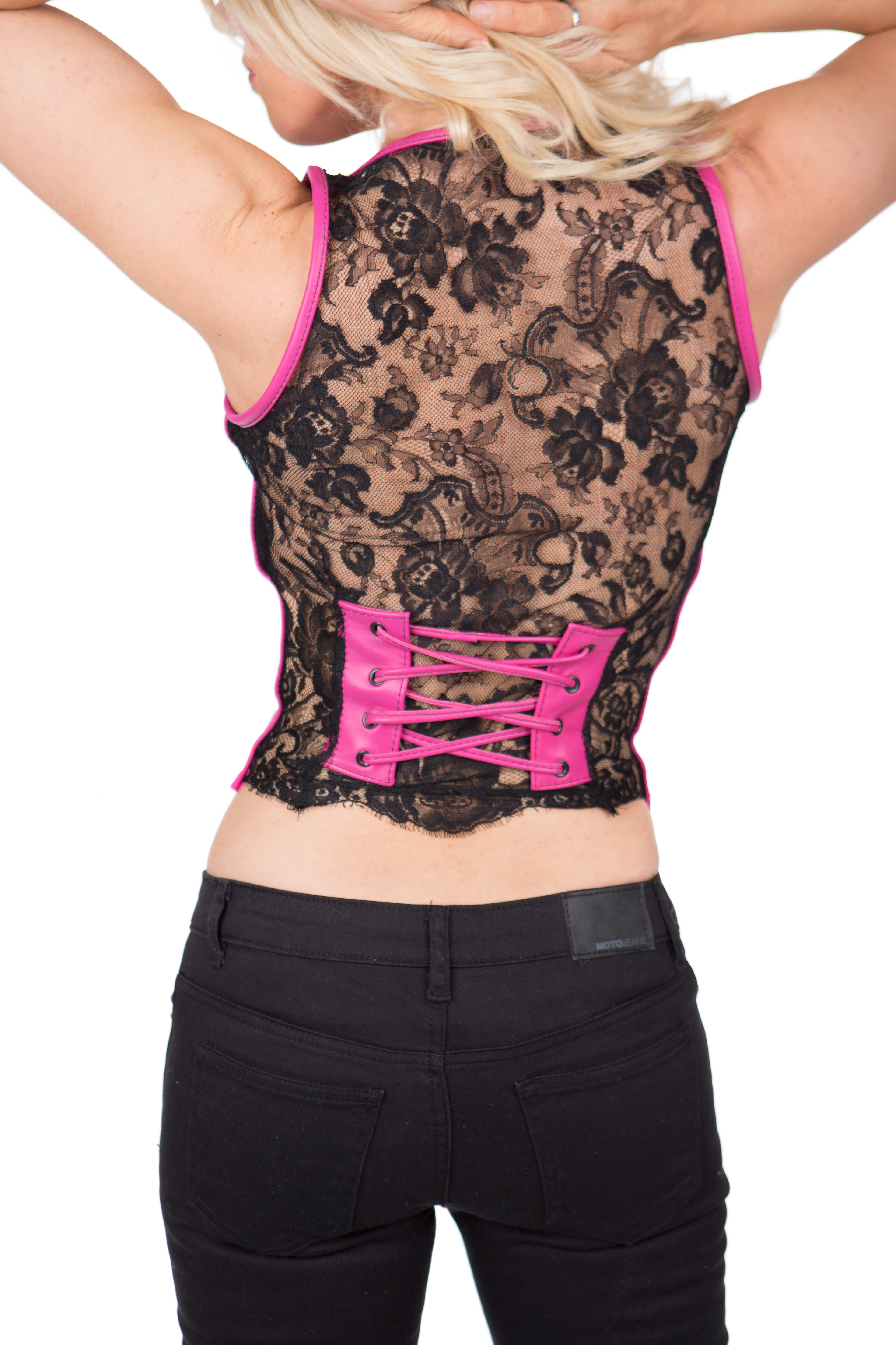 Leather & Lace Collection