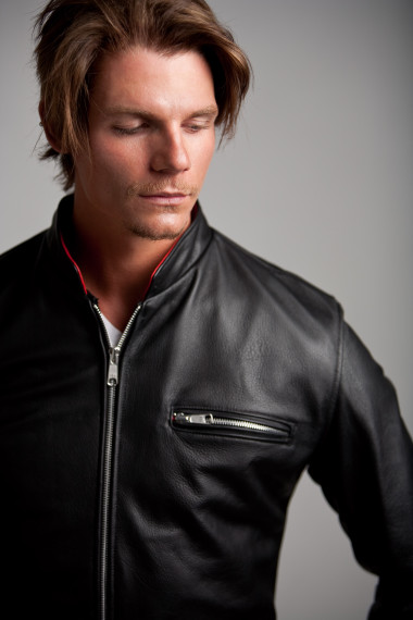 Custom Leather Jackets by Lissa Hill