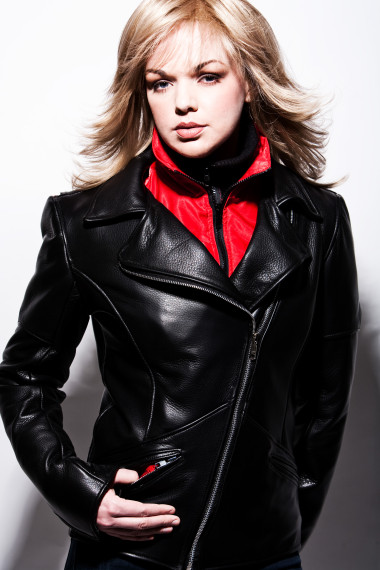 Women's Leather Jackets by Lissa Hill